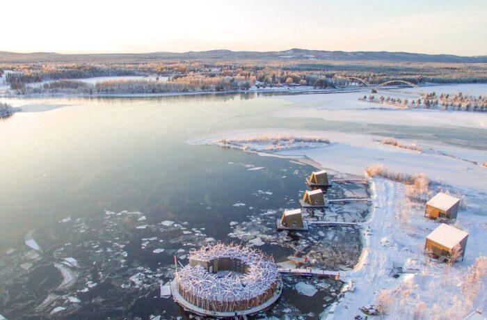 Arctic Bath kallbadhus
