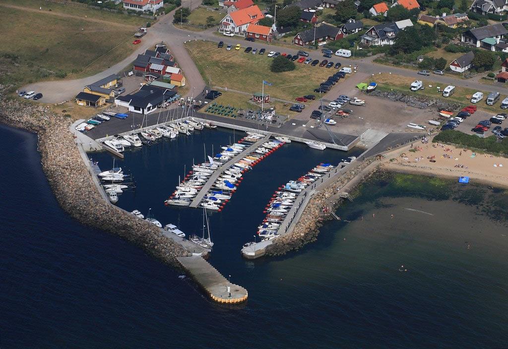 Hafenbau von Pontech